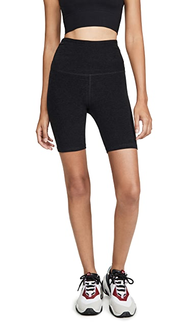 Beyond Yoga High Waisted Biker Shorts