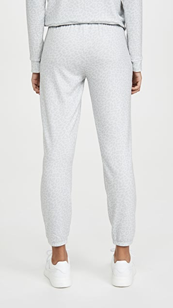 Beyond Yoga Printed Living Easy Sweatpants