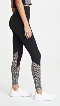 Back Me Up Midi Leggings
