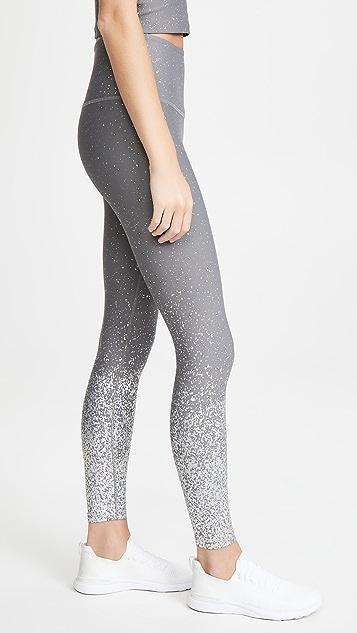 Beyond Yoga Alloy 渐变色高腰中长贴腿裤
