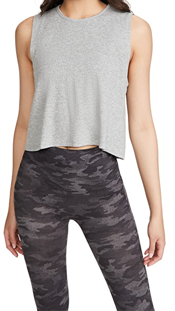 Beyond Yoga Over The Top Muscle Tank
