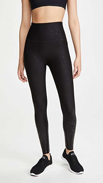 Beyond Yoga Alloy Ombre High Waisted Midi Leggings