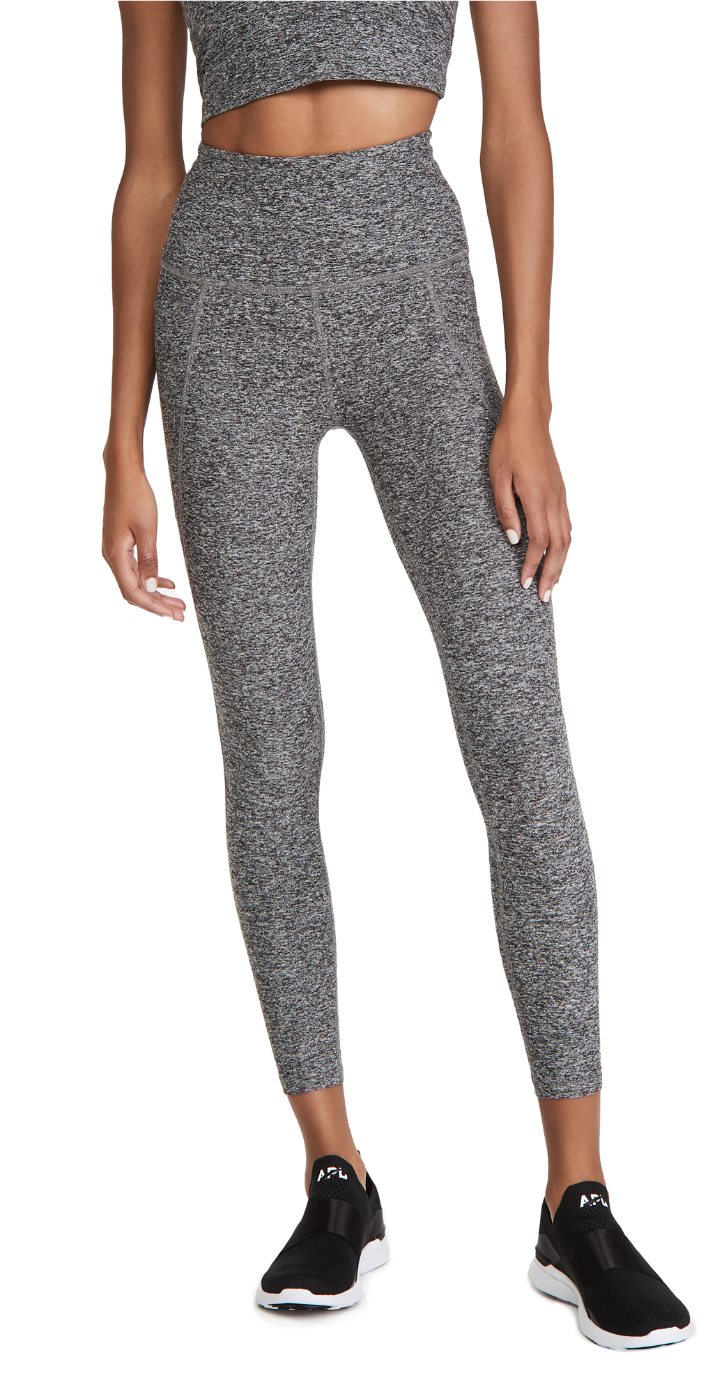 Beyond Yoga Out Of Pocket High Waisted Midi Leggings