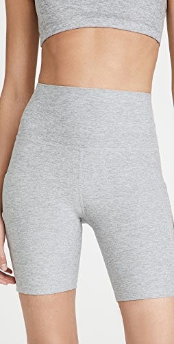 Beyond Yoga - Spacedye Team Pockets High Waisted Biker Shorts