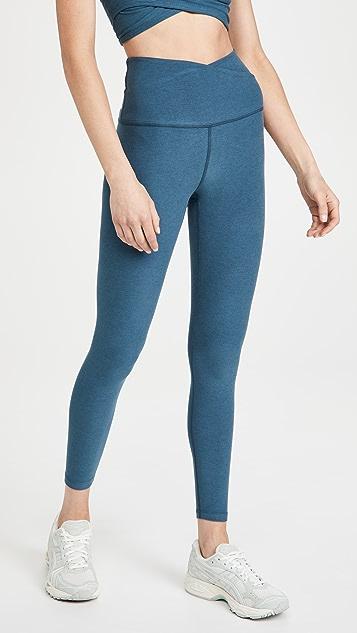 Beyond Yoga Spacedye At Your Leisure High Waisted Midi Leggings