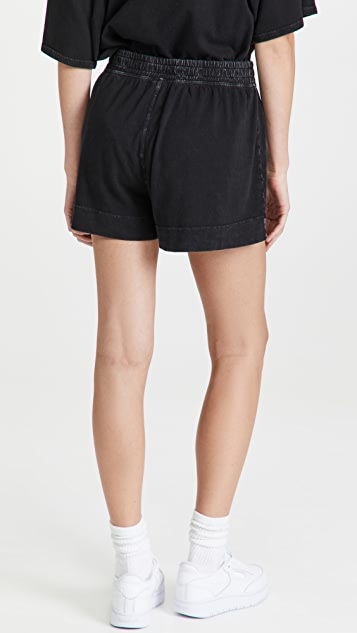 Beyond Yoga Sweat Set Boyfriend Shorts