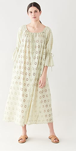 byTimo - Broderie Anglaise Shift Dress