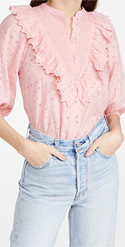 byTimo - Broderie Anglaise Blouse