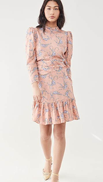 byTiMo Delicate Gathers Dress