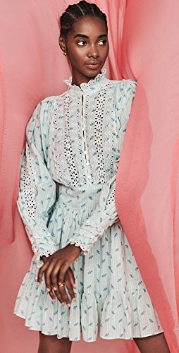byTimo - Cotton Slub Mini Dress