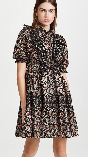 byTiMo Mini Frill Dress
