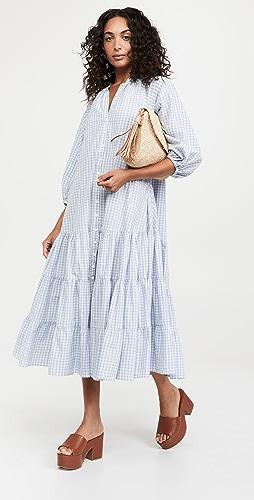 byTiMo - Checks Caftan Dress