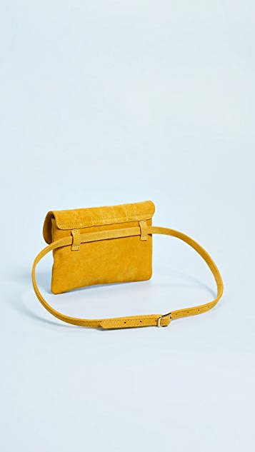 CAB Collection Shell Fanny Pack