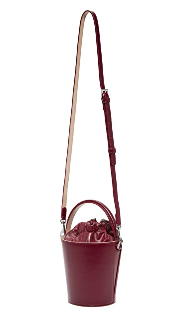Cafune Mini Basket Bucket Bag