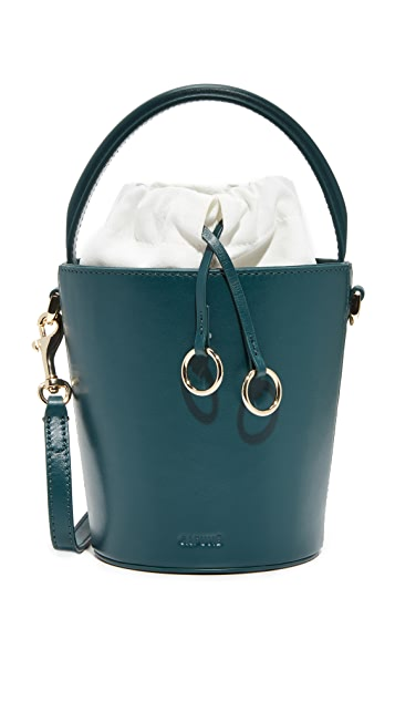 Cafune Mini Basket Bucket Bag