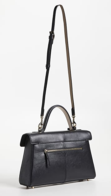 Cafune Small Stance Satchel Bag