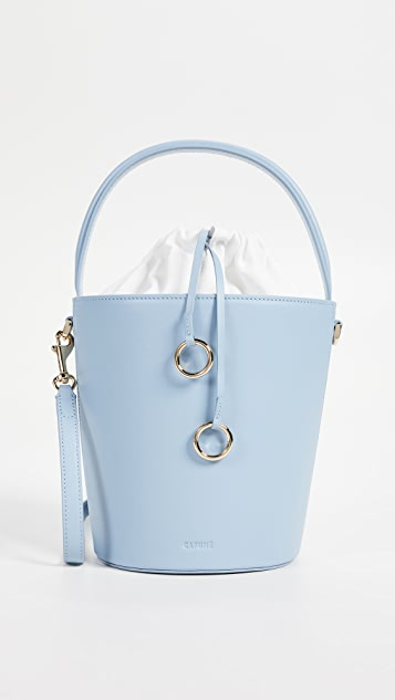 Cafune Basket Bucket Bag