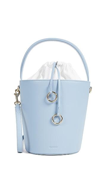 Cafune Basket Bucket Bag