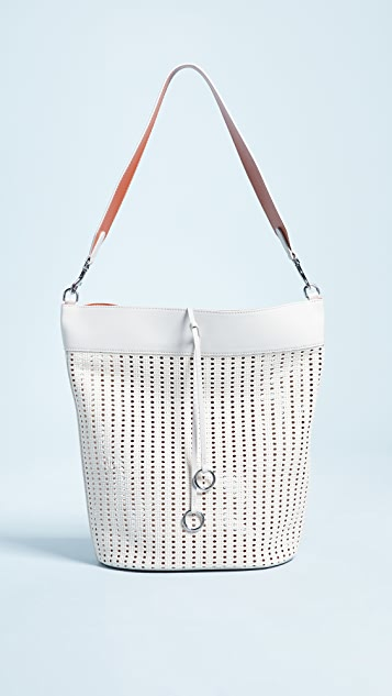 Cafune Basket Hobo Bag