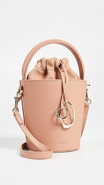 Cafune Миниатюрная сумка-ведро Basket