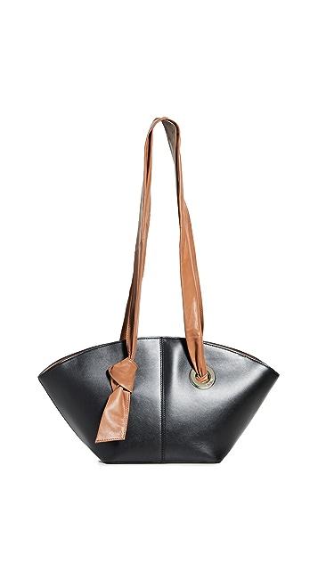 Cafune Объемная сумка с короткими ручками Arch