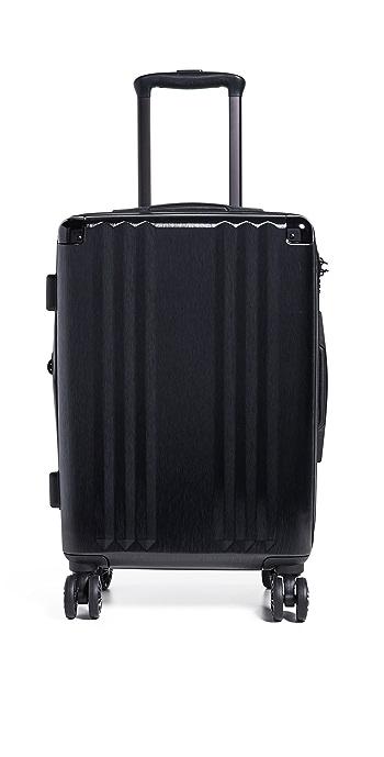CALPAK Ambeur Carry On Suitcase - Black
