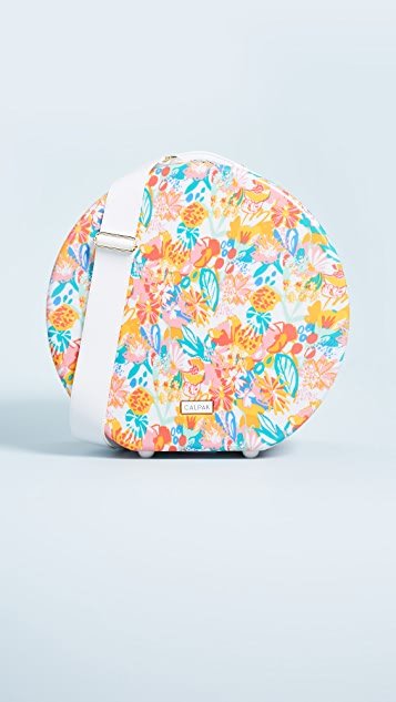 CALPAK x Oh Joy Floral Hat Box