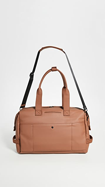 CALPAK Leather Duffle Bag