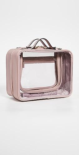 CALPAK - 透明色化妆盒