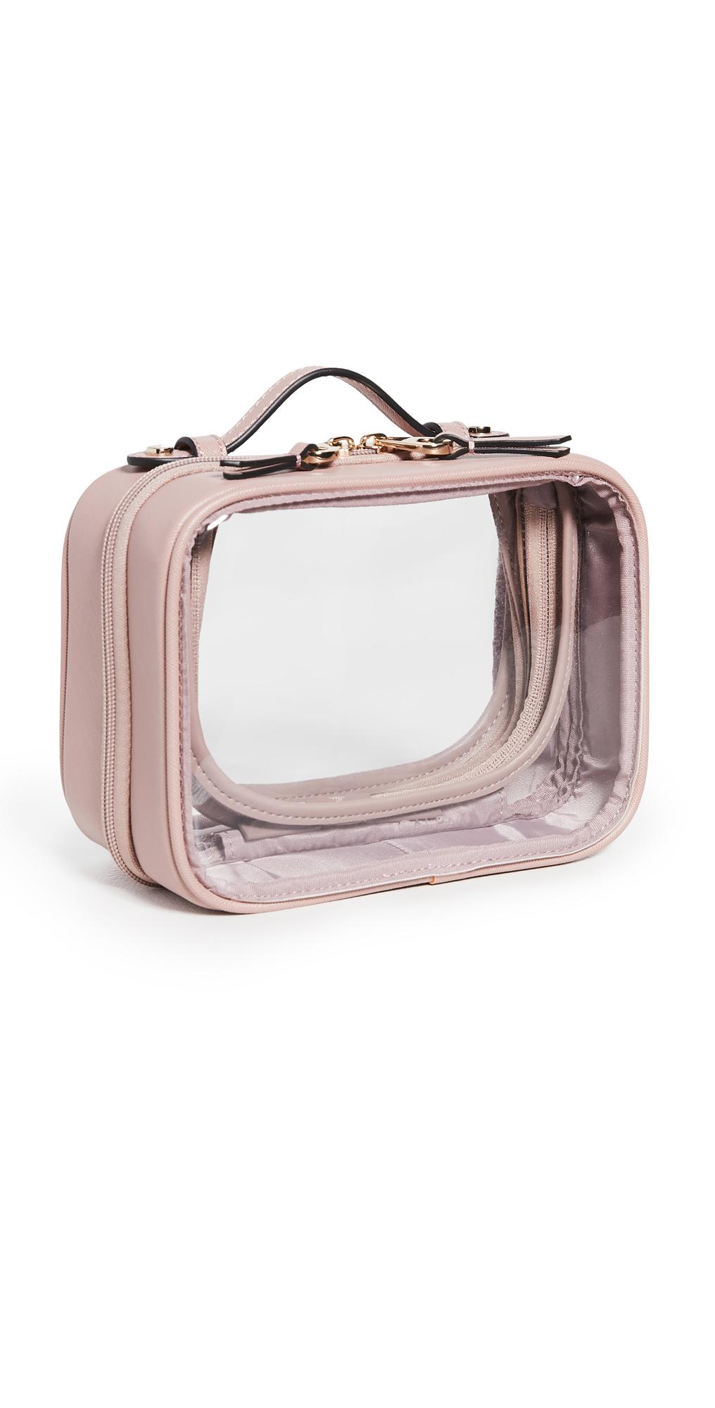 Mini Clear Cosmetic Case