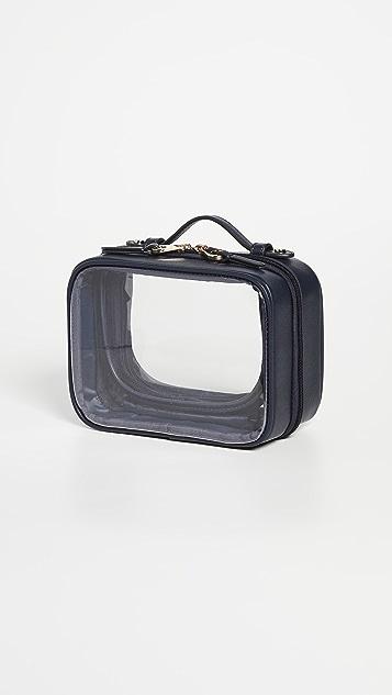 CALPAK Mini Clear Cosmetic Case