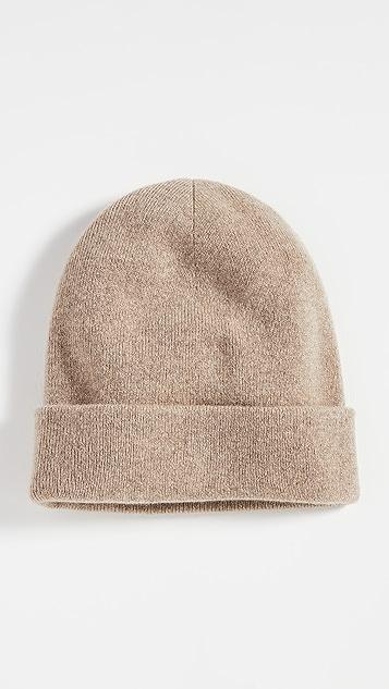 Carolina Amato Cashmere Chessy Hat