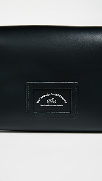 Cambridge Satchel Large Push Lock Bag
