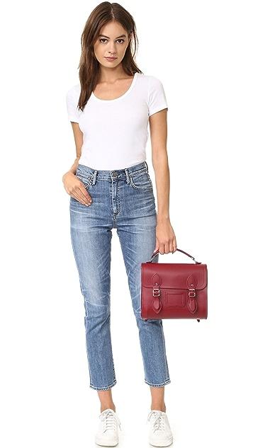 Cambridge Satchel Barrel Backpack