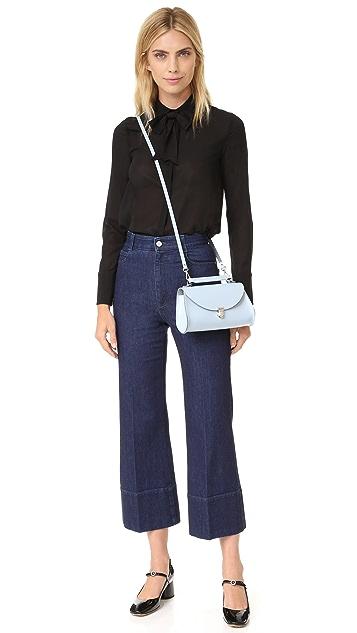 Cambridge Satchel Миниатюрная сумка через плечо Poppy