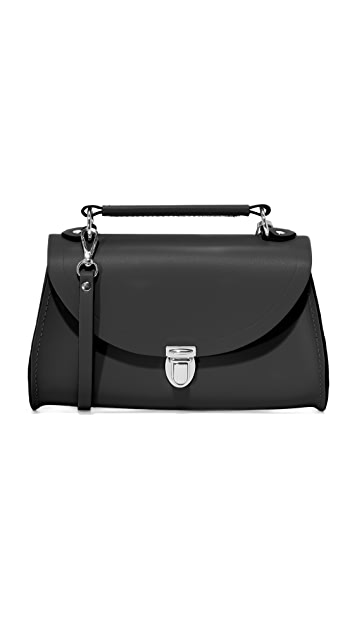Cambridge Satchel Mini Poppy Cross Body Bag