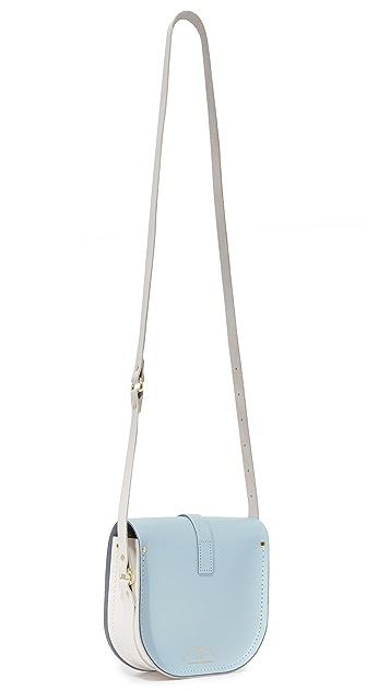 Cambridge Satchel Saddle Bag