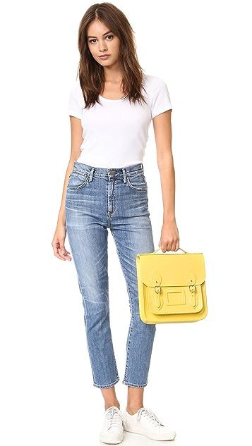 Cambridge Satchel Small Portrait Backpack