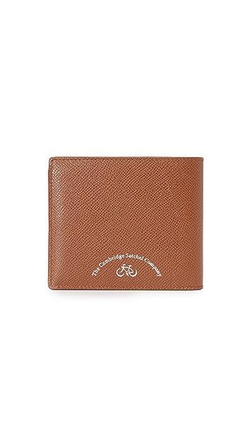 Cambridge Satchel Saffiano Billfold Wallet