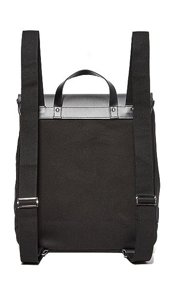 Cambridge Satchel Canvas Steamer Backpack