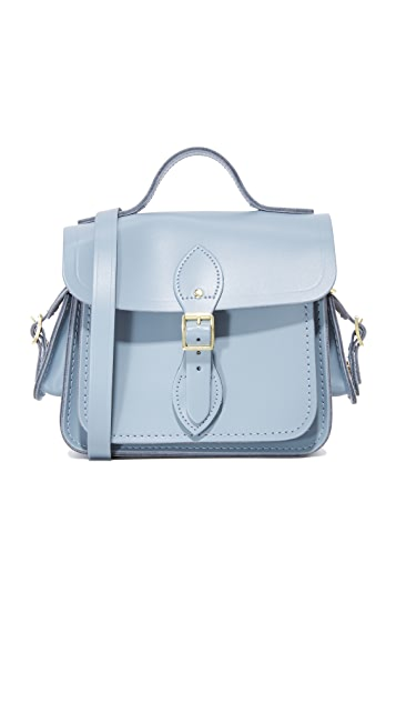 Cambridge Satchel Traveler Bag with Side Pockets