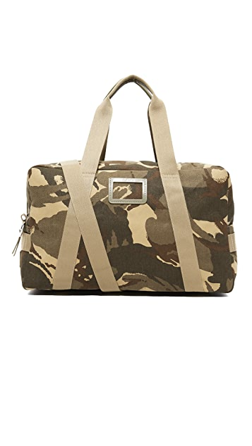 Cambridge Satchel Canvas Weekend Bag