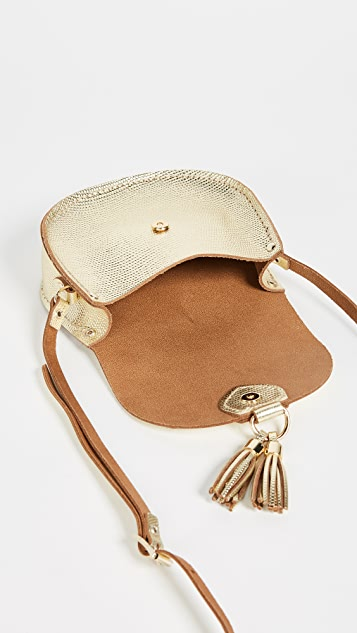 Cambridge Satchel Mini Tassel Cross Body