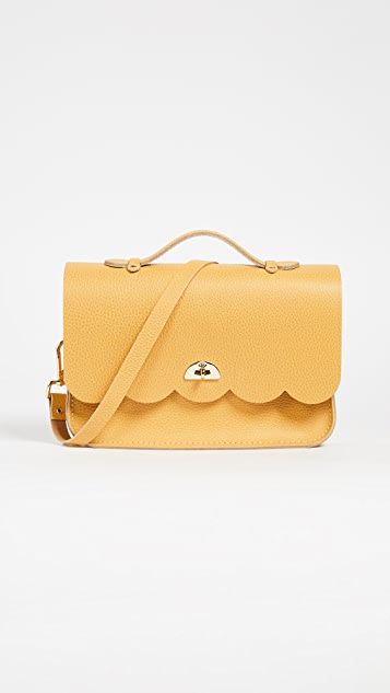 Cambridge Satchel Cloud Bag with Handle