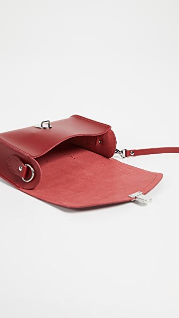 Cambridge Satchel Push Lock Bag