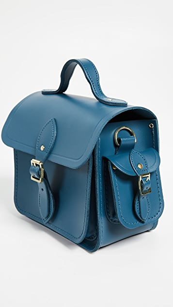Cambridge Satchel Traveller Bag with Side Pockets
