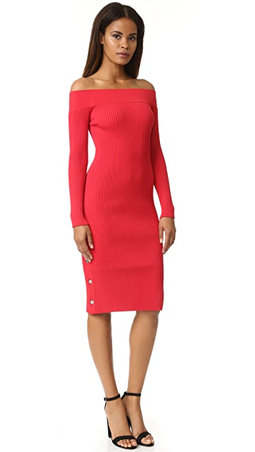C/Meo Collective Life Is Real Knit Dress