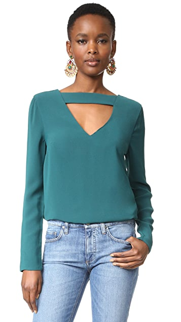 C/Meo Collective All Cried Out Top