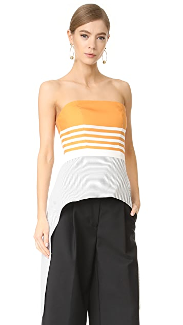 C/Meo Collective Element Bustier Top