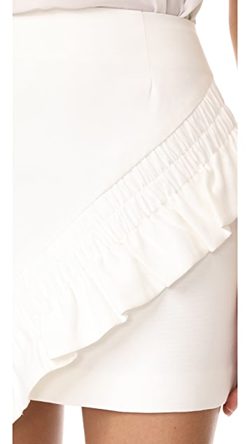 C/Meo Collective Double Take Skirt